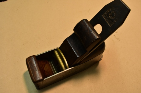 Dovetailed Smmothing Plane by Kerr. Inventory No.0098RF