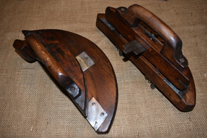 Pair of Scottish Herring Barrel Tools