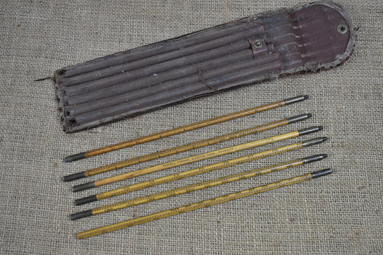 6 Section spile rod set