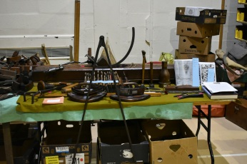 Display at the David Stanley February Tool Auction