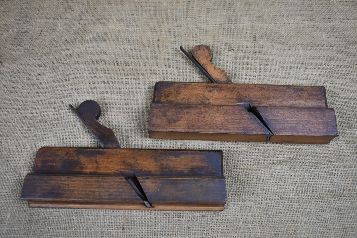 2 Moulding planes by S.Holbeck