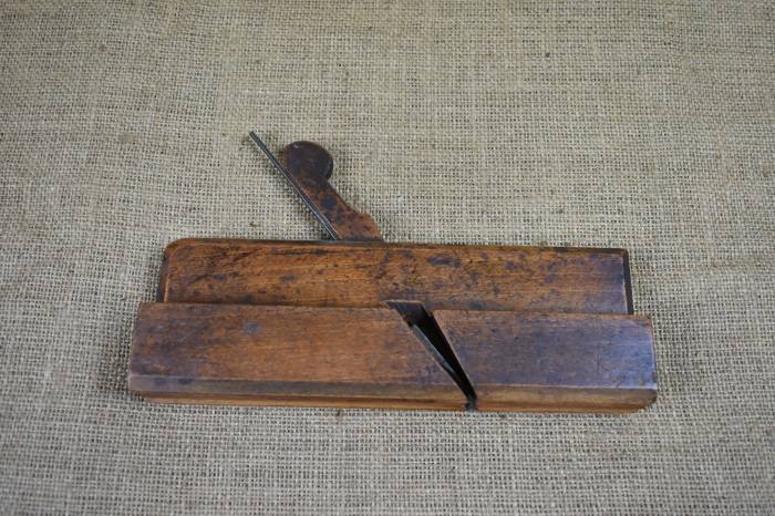 Moulding Plane by G.Horsman, Dated 1773.
