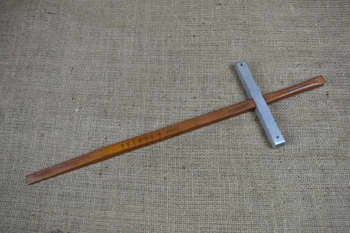 Customs & Excise dip rod
