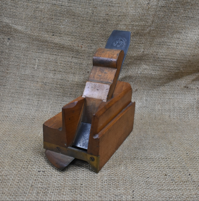 Adjustable Chamfer plane, Edward Preston & Sons, Birmingham.