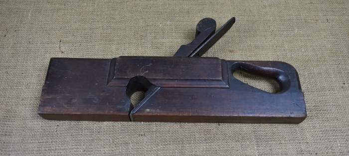 Rebate plane by S.Tomkinson with double iron