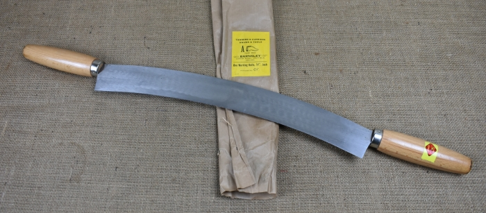 "George Barnsley & Sons Ltd., Cornish Works, Sheffield, C5 18"" Tanner's working knife"