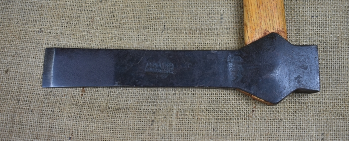 Morticing axe by Brades & Co.