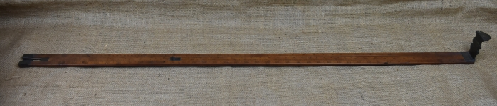 "44"" Head Rod, Marked Dring & Fage, Makers, 20 Tooley Street, London."