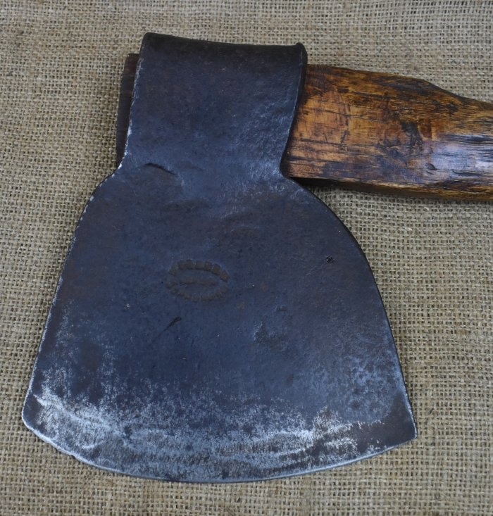 J.Fenner, Boars Head, (East Sussex) 6lb lopping axe