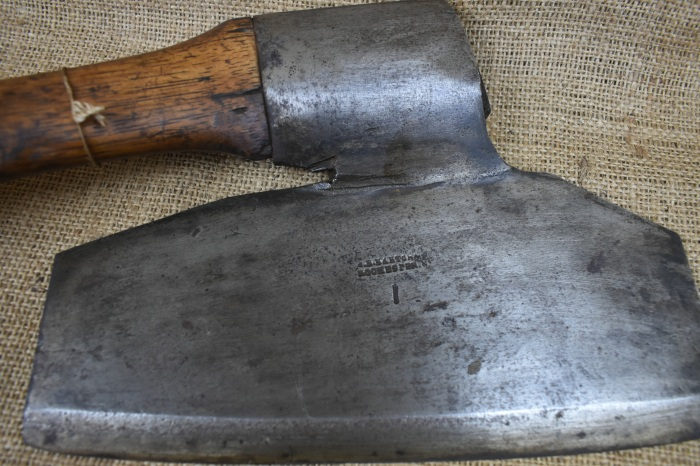 No.1 (4lb) Cooper's side axe by D.R.Barton