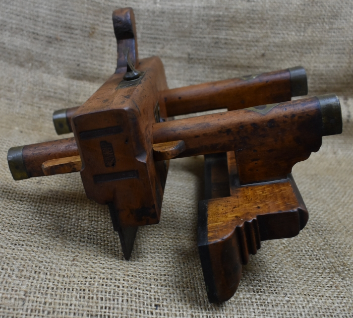 Wooden Plough Plane by John Green, York.