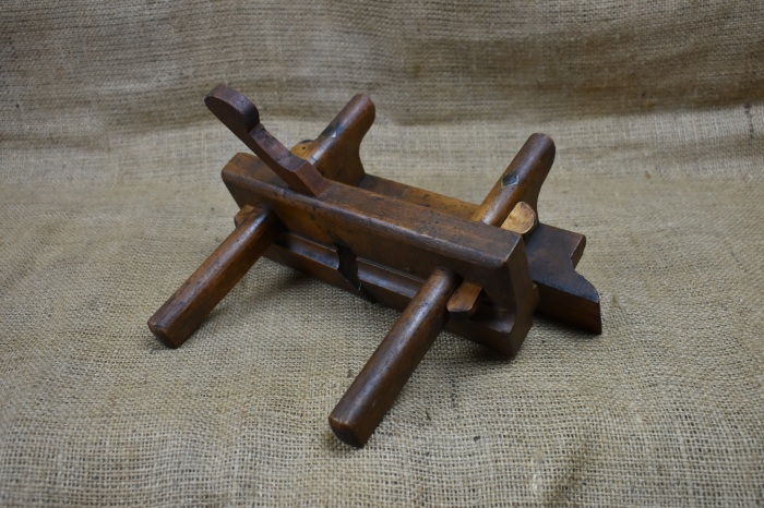 Early wooden fillester plane