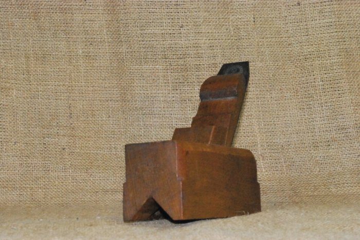 Sliding box chamfer plane marked W. Marples & Sons, Sheffield.